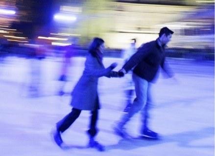 Wybierzcie się na łyżwy! /AFP