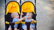 Wybór wózka dla bliźniąt