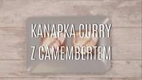 Wyborna kanapka curry z camembertem