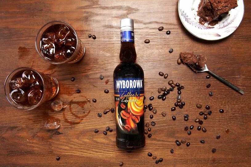 Wyborowa Smaki Świata Coffee&Caramel /materiały prasowe