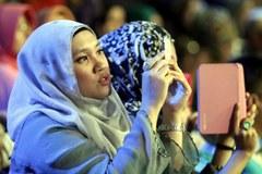 Wybory muzułmańskiej Miss