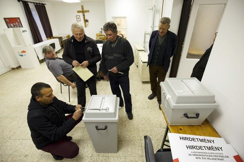 Wybory parlamentarne na Węgrzech /PAP/EPA