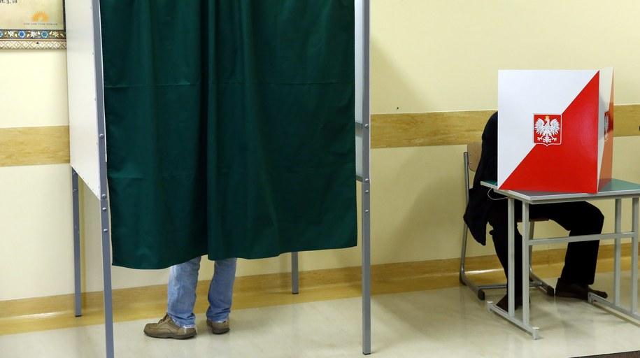 Wybory samorządowe /Tomasz Gzell /PAP
