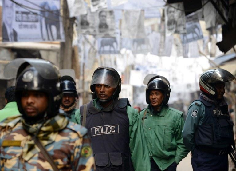 Wybory w Bangladeszu /AFP