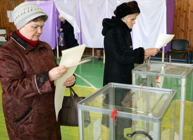 Wybory w Mariupolu /ALEKSEY FILIPPOV/ /AFP