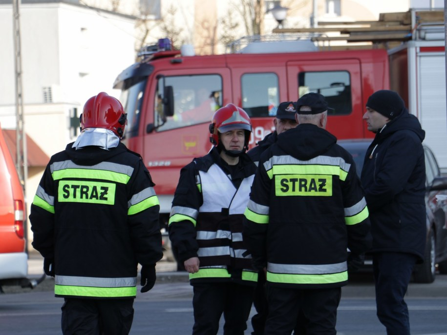 Wybuch butli z gazem w Otmuchowie na Opolszczyźnie. Zdjęcie ilustracyjne /Michał Dukaczewski /RMF FM