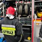 Wybuch gazu w kamienicy. Błyskawiczna interwencja strażaków