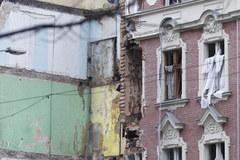 Wybuch gazu w Katowicach zniszczył kamienicę przy ul. Chopina