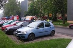 Wybuch gazu w Nowym Targu