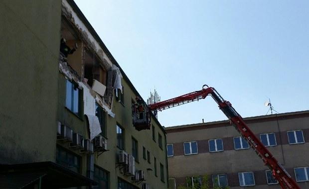 Wybuch gazu w Suchej Beskidzkiej. 3 osoby ewakuowane