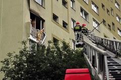 Wybuch gazu w Szczecinie
