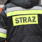 Wybuch gazu w Toruniu. Dwie osoby są ranne