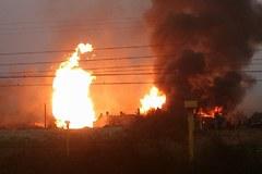 Wybuch gazu w Wielkopolsce