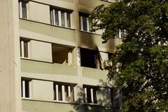 Wybuch gazu w wieżowcu w Warszawie - ewakuowano 65 osób