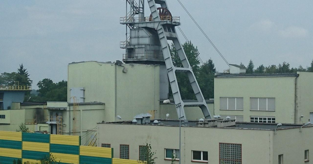 Wybuch na terenie kopalni Murcki