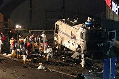 Wybuch niedaleko stadionu w Stambule