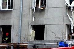 Wybuch w kamienicy. 4 osoby ranne