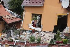 Wybuch w Kluszkowcach. 1 osoba nie żyje