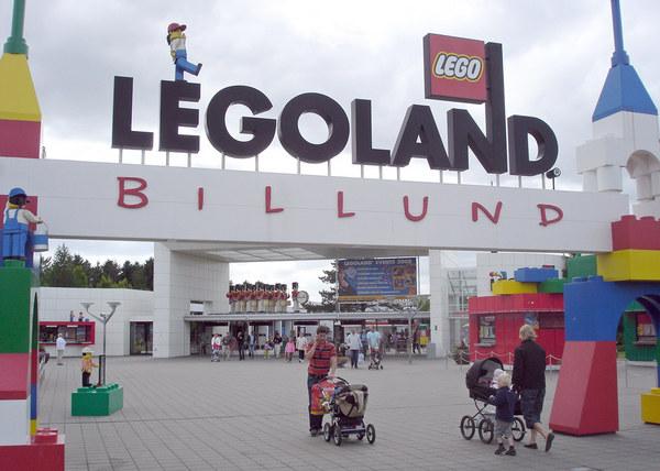 Wycieczka do Legolandu to niezapomniana przygoda /AFP