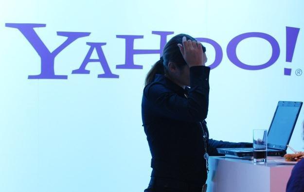 Wyciek danych to kompromitacja Yahoo /AFP