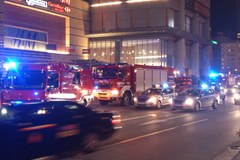 Wyciek gazu w Warszawie. Ewakuowano pół tysiąca ludzi