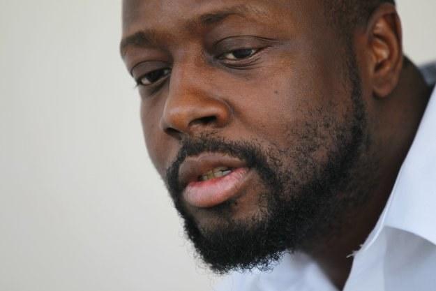 Wyclef Jean nie znalazł się na liście kandydatów fot. Joe Raedle /Getty Images/Flash Press Media