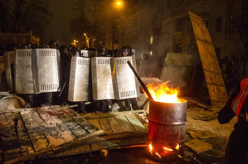 """""""Wydarzenia na Ukrainie są historycznie nieodwracalne"""" /AFP"""