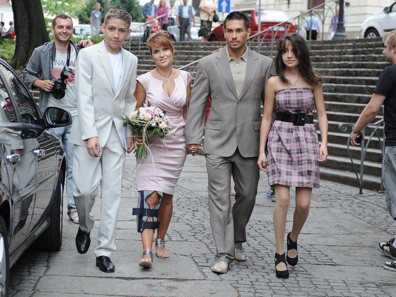 Wydawało się, że ostatnio los uśmiechnął się do Katarzyny Skrzyneckiej  /Andras Szilagyi /MWMedia