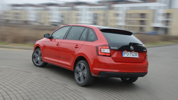 skoda rapid spaceback 1 2 tsi 105 elegance test. Black Bedroom Furniture Sets. Home Design Ideas