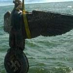 Wydobyto orła z niemieckiego pancernika. Warty nawet 10 mln funtów