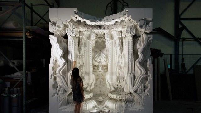 Wydrukowane pomieszczenie ma powierzchnię 16 metrów kwadratowych /materiały prasowe
