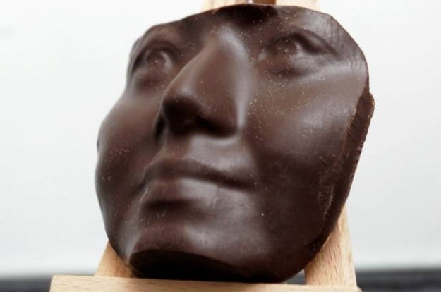 Wydrukowanie własnej podobizny z czekolady jest prostsze niż kiedykolwiek wcześniej /materiały prasowe