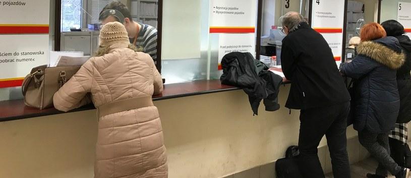 Wydział komunikacji w Warszawie Mokotów /Mariusz PIekarski /RMF FM