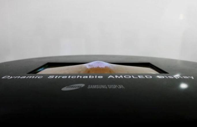 Wygięte, elastyczne, rozciągliwe - czy takie będą ekrany przyszłości? /Twitter /Internet