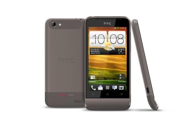 Wygląd  i wykonanie to jedne z najmocniejszych stron HTC One V /materiały prasowe