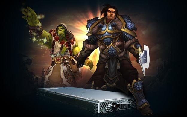 Wygrać jeden z pionierskich serwerów World of Warcraft to epicki wyczyn! /Informacja prasowa