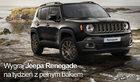 Wygraj Jeepa Renegade na tydzień