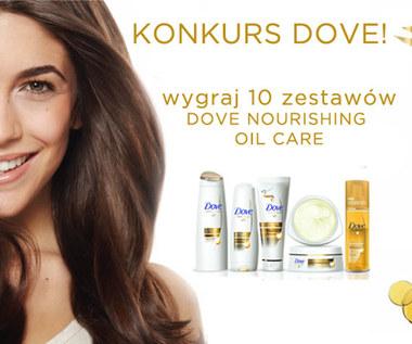 Wygraj kosmetyki Dove!