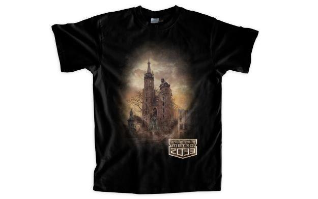 Wygraj koszulkę z motywem z Uniwersum Metro 2033: Dzielnica Obiecana. /materiały prasowe