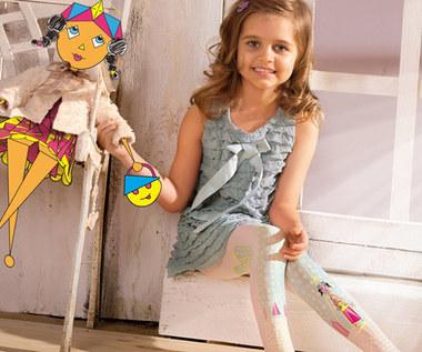 Wygraj śliczne rajstopki Gatta dla córki na Dzień Dziecka!