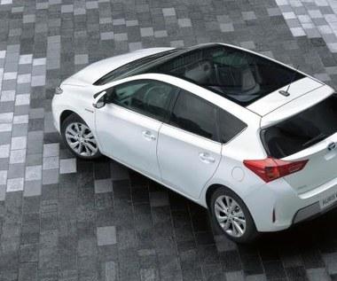 Wygraj Toyotę Auris Hybrid!