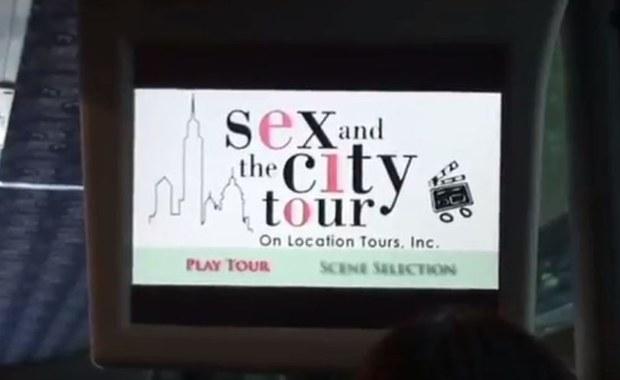 """Wyjątkowa wycieczka śladami """"Seksu w wielkim mieście"""""""