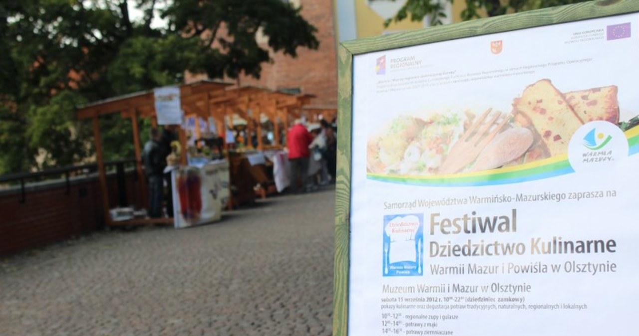 Wyjątkowy Festiwal Dziedzictwa Smaków w Olsztynie