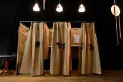 Wyjątkowy lokal wyborczy w Czerwonaku