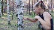 Wyjątkowy talent 9-letniej Evinki