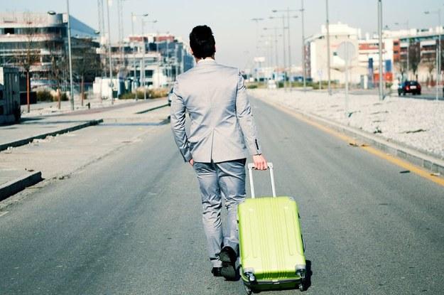 Wyjazd do pracy za granicę to niezwykle ważna decyzja /123RF/PICSEL