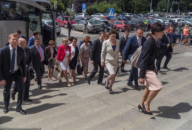 Wyjazdowe posiedzenie rządu we Wrocławiu pod koniec lipca br. /Krzysztof Kaniewski/REPORTER /East News