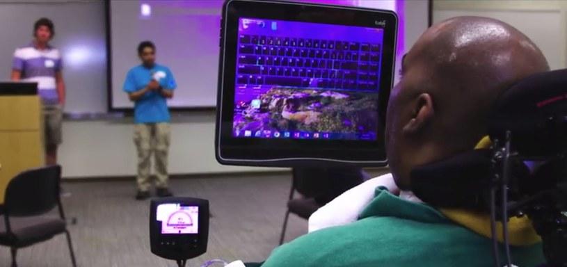 Wykorzystanie eyetrackingu może być przełomem dla wielu użytkowników Windows /materiały prasowe