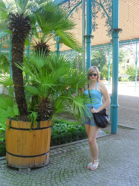 Park w Kudowie-Zdrój