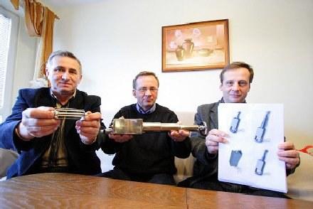 Wynalazek krośnian uratuje setki osób /fot. Adrian Krzanowski /krosno24.pl